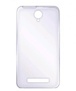 Custodia in Silicone Trasparente Samsung S10+