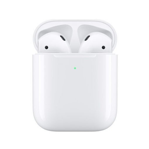 Apple AirPods 2 (Con Custodia Ricarica Wireless)